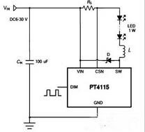 LED射灯智能驱动与电源电路设计方案